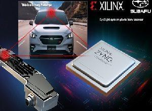 Subaru selects Xilinx to power New-Generation EyeSight system