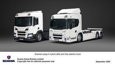 Photo of How electric vehicles fit into Scania's sustainability journey