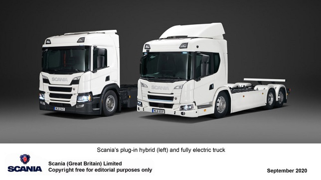 How electric vehicles fit into Scania's sustainability journey