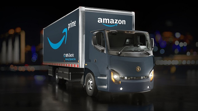 Lion Electric to deliver 10 all-electric trucks to Amazon