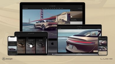 Photo of Lucid Motors partners with ZeroLight to reshape the luxury automotive purchase experience
