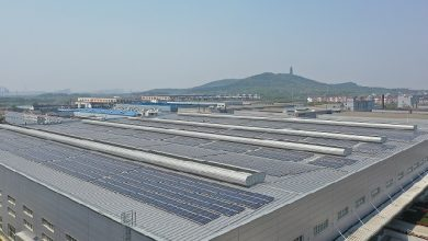 Photo of Green Power Station: Continental starts photovoltaic power generation in Zhangjiagang