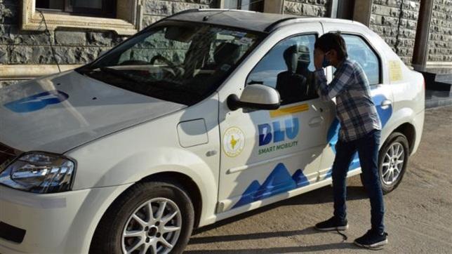 Gurugram-based EV ride-hailing platform BluSmart raises Rs 51cr