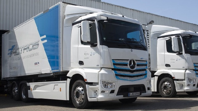 Electric vehicles from Daimler Trucks & Buses prove their capabilities in customer use worldwide: more than 7 million kilometers driven