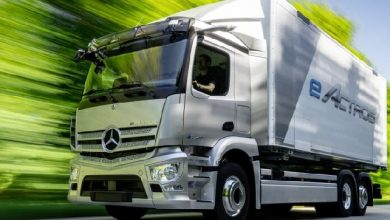 Photo of Mercedes-Benz Wörth plant to start series production of the eActros in 2021