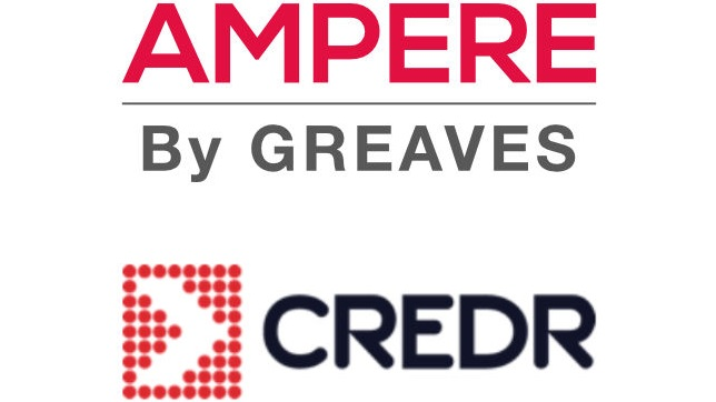 CredR collaborates with Ampere EV to provide instant quote for old petrol scooters