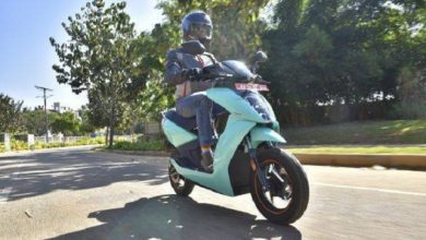 Delivery of electric scooter Ather 450X to begin from November next year