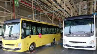 Despite global market disruptions: Daimler Buses India successfully produces FUSO Buses for Export Markets