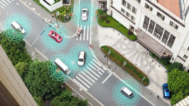 Draper's new ADAS can see Pedestrians, Cars