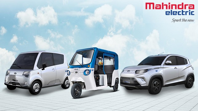 Mahindra launches of MESMA 48 global EV platform