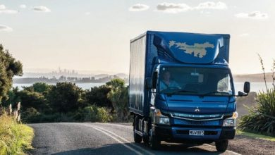 Photo of Reliable on five continents: FUSO eCanter travels the world to promote all-electric urban delivery