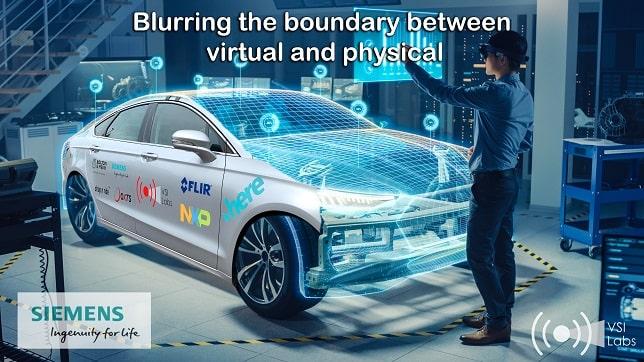 Siemens and VSI Labs partner to advance autonomous vehicle development