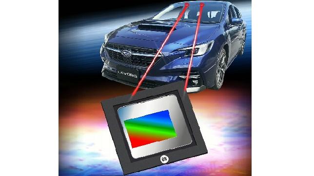 SUBARU selects ON Semiconductor Image Sensing Technology for its New-Generation EyeSight® driver-assist platform