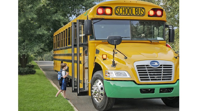 Nuvve and Blue Bird announce availability of nationwide Vehicle-to-Grid (V2G) School Bus offer
