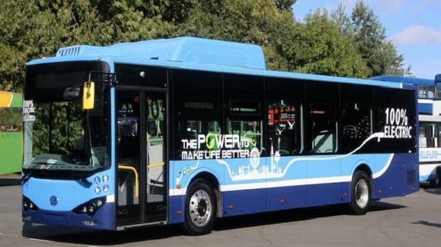 India: GreenCell awarded the first electric bus contract by RSRTC