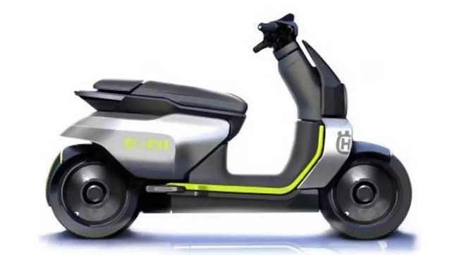 Made-in-India Husqvarna electric scooter launch timeline, design revealed