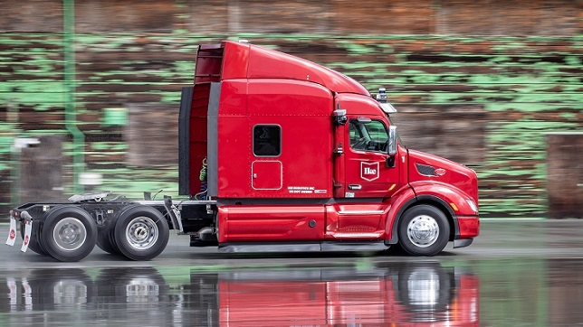 Ike announces to supply 1,000 autonomous trucks to DHL, Ryder and NFI