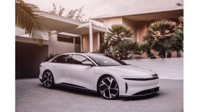 Photo of Lucid Motors unveils Lucid Air, the world's most powerful and efficient luxury electric Sedan