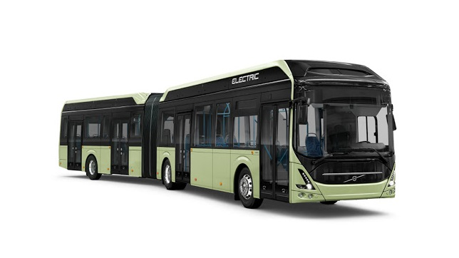 Svealandstrafiken future-proofs its bus fleet – VÄSTERÅS is the next city to transition to electric Volvo Buses