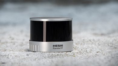Photo of Hesai unveils PandarXT, 32-Channel Mid-Range LiDAR with LiDAR ASICs