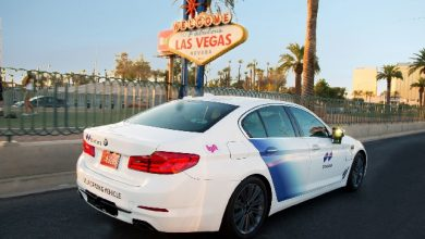 Motional and Lyft resume self-driving service in Las Vegas