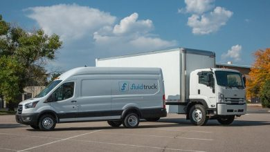 Photo of Fluid Truck orders 600 Lightning electric vehicles