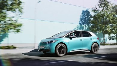 Photo of Start of the Electric Era: New VW ID.3 E-model equipped with Continental Technologies