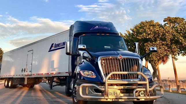 Armellini Express selects ORBCOMM's in-cab solution to boost fleet efficiency and driver performance