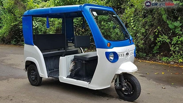 Mahindra Treo becomes India's first Lithium-ion 3-wheeler to achieve 5,000 units sales milestone