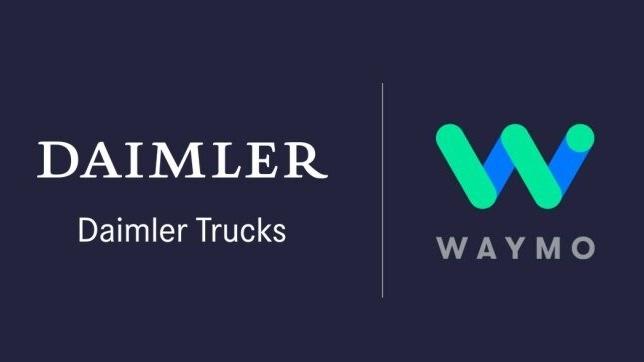 Daimler Trucks and Waymo partner on the development of autonomous SAE Level 4 trucks