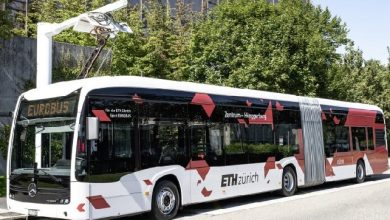 Mercedes-Benz delivers three Mercedes-Benz eCitaro G with fully electric drive to Switzerland