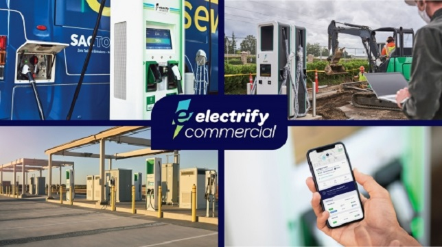 Electrify America launches new enterprise offering customized business-to-business charging solutions