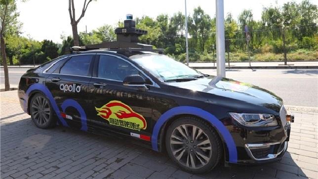 Baidu fully opens Apollo Go Robotaxi service in Beijing