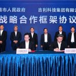 Geely Technology Group launches intelligent battery swapping stations in Jinan