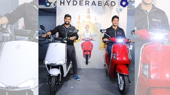 EV brand BGauss opens dealership store in Hyderabad