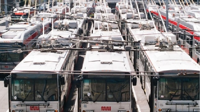 Bids invited to set up charging stations for 225 electric buses in UP