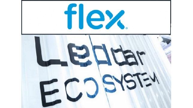 LeddarTech announces a collaborative agreement with Flex for the development of an automotive front LiDAR solution