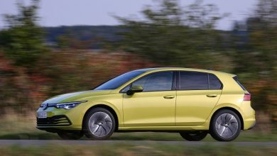 Now available with natural gas drive again: pre-sales of the new Golf TGI underway