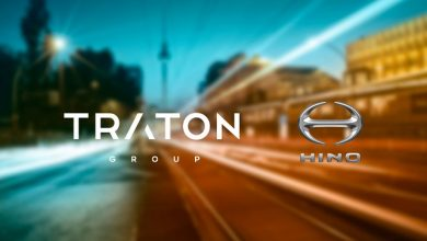 TRATON and Hino start e-mobility joint venture