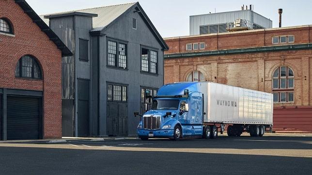 Waymo: How trucks help advance our self-driving technology
