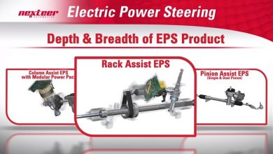 Photo of Nexteer unveils new High-Output Electric Power Steering System