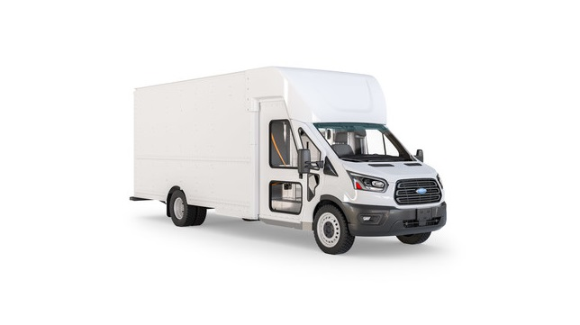 Utilimaster is Road Ready with Velocity F2, Class 2 Walk-In Van