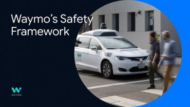 Waymo: Sharing safety framework for fully autonomous operations