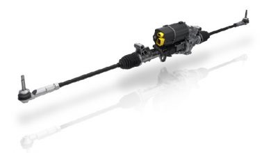 Photo of Twice the steering power: ZF launches next-generation AKC active rear axle steering system in volume production
