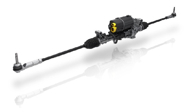 Twice the steering power: ZF launches next-generation AKC active rear axle steering system in volume production
