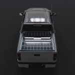 Worksport™ announces supply partnership with Hercules Electric Mobility for its TerraVis™ Solar Truck Bed Tonneau System