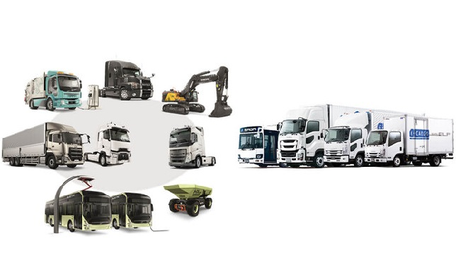 Volvo Group and Isuzu Motors sign final agreements to form strategic alliance