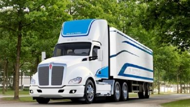 Photo of Kenworth launches its first-ever Class 8 Battery-Electric Model – Kenworth T680E
