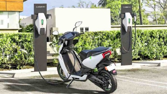 India: Ather eyes India's biggest electric vehicle public charging infrastructure