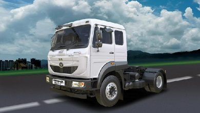 Tata Motors launches the Signa 5525.S – India's first 4×2 prime mover with highest gross combination weight of 55 tonnes